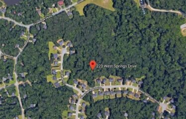 Perfect Building Opportunity Near Lake Wildwood