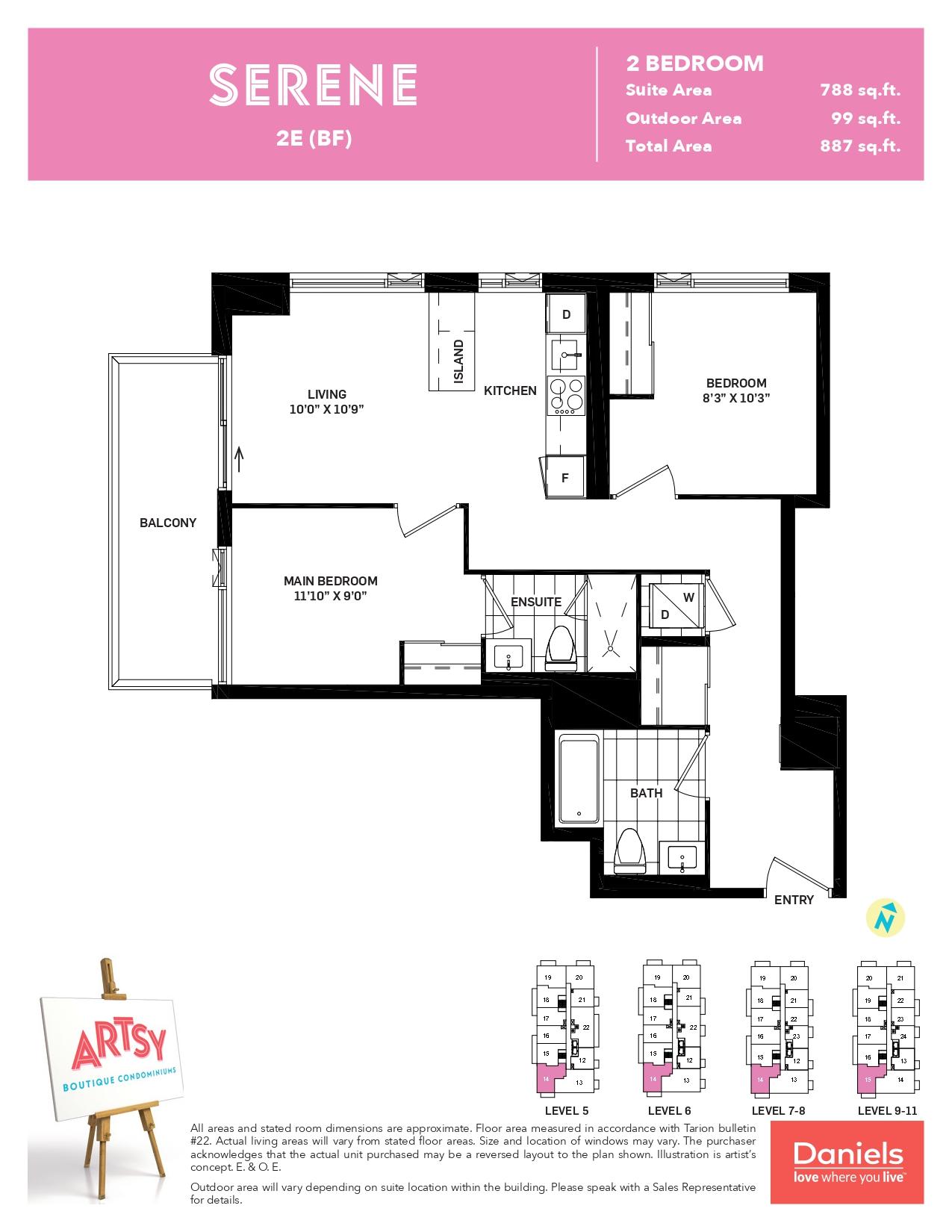 Artsy Boutique Condominiums