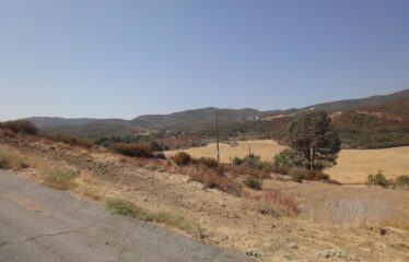 Must See Lot with Mountain View