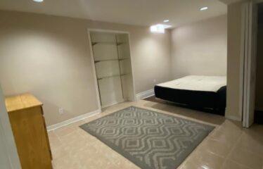 Spacious 2 Bedroom Basement Apartment