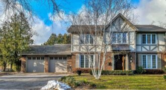 Extensively Renovated Single Family Detached Home On York Mills