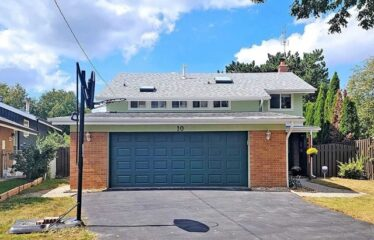 Well Maintained 2 Storey Home Located In Beautiful Midland Park.