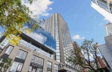 Upscale Suite In The Heart Of Toronto