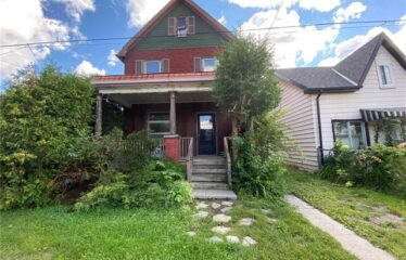 Detached 2-Storey Home Value Add Opportunity in Hamilton