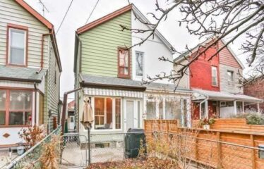 Vibrant Semi-Detached Home For Rent.