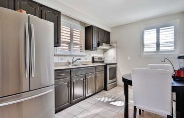 Remodeled Home Located Steps To Fairbank Park And New Eglinton Lrt