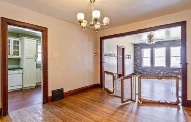 Detached Home Value Add Opportunity near Future Waterfront Development.