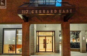 Escape The City In This Beautiful Gerrard St Condo.