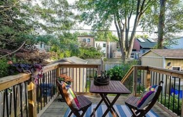 Fantastic Opportunity To Own Beautiful Modern Detached Home In East York!