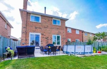 Fully Detached All Brick Double Car Garage