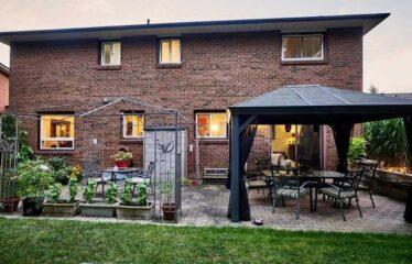 Rare Custom-Built Detached Family Home In Guildwood