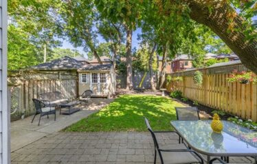 Gorgeous Detached Home in Prime Bloor West Village