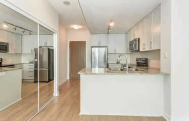Beautiful 1 Bedroom In The Heart Of Mississauga