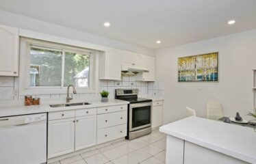 Bright Huge Double Garage Bungalow With Big Lot And Large Picture Windows