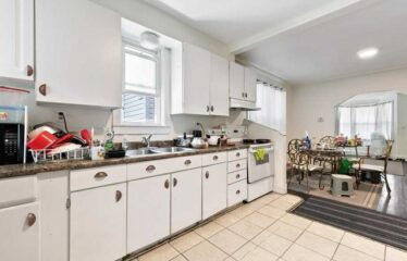 Detached Bungalow Investment Opportunity Walking Distance from University