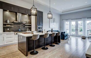 Gorgeous 2018 Custom Built Contemporary Alderwood Executive Home!
