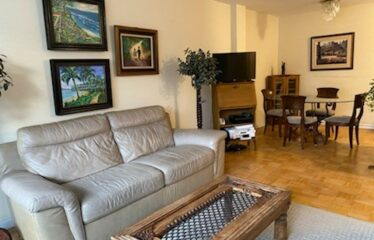 Beautiful & Fully Furnished Lawton Blvd Condo For Rent