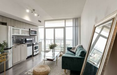 Bright & Open Concept Investment Unit With Beautiful East Views