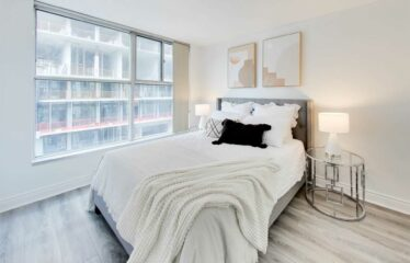 Newly Renovated 1 Bdrm + Den Unit Located In The Desirable St. Lawrence Market