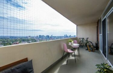 1 Bdrm Condo with Balcony On A Huge Lot Surrounded By Greenspace
