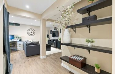 3 Bed/2 Bath Detached Home With Fully Finished Bsmt