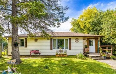 Charming 3 Bed,1 Bath Bungalow Nestled On A Large, Peaceful Lot