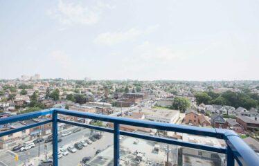 One Bedroom Suite with Stunning Views In Keelesdale-Eglinton West Neighbourhood
