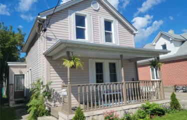 Legal Duplex In The Heart Of St. Catherines