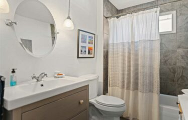 Beautifully Renovated Home with Seperate Ent. W/O
