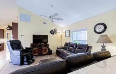 Amazing 3 Bedroom In SW Florida