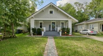 Beautiful Updated Bungalow In Murray Hill