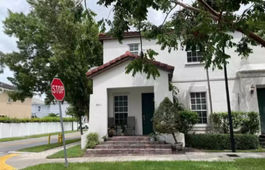 Massive Miami Home Steps From the Beautiful Kendall Square
